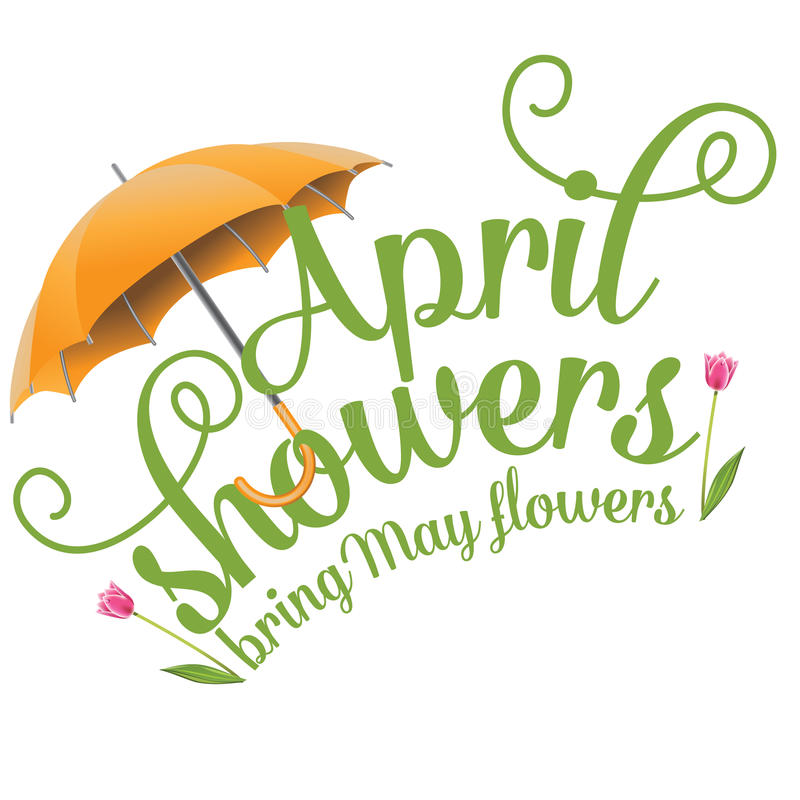 April Showers Bring May Flowers Images