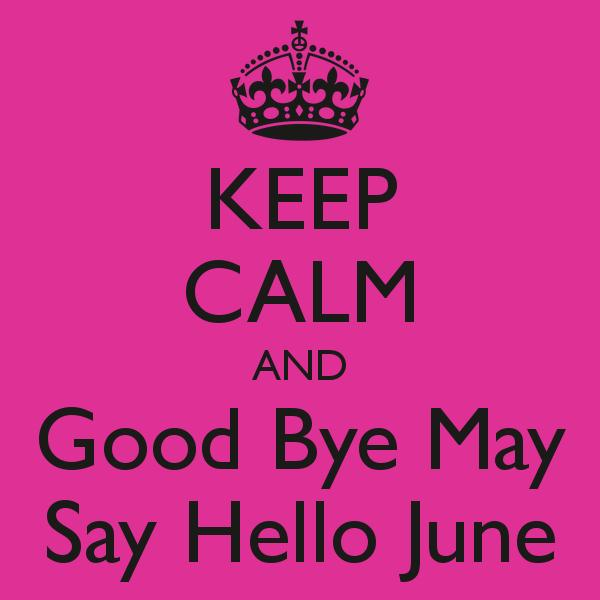 Good Bye May Hello June Profile Photo