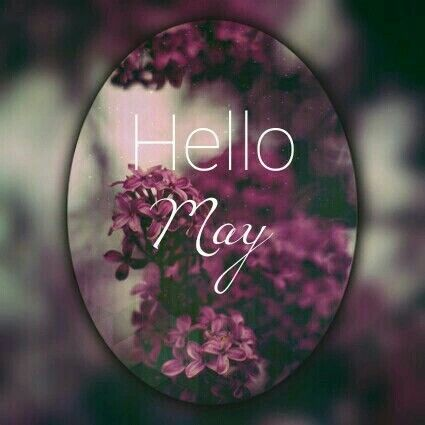 Goodbye April Hello May Facebook Profile Pictures