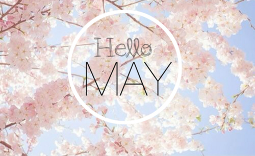 Goodbye April Hello May Month Images
