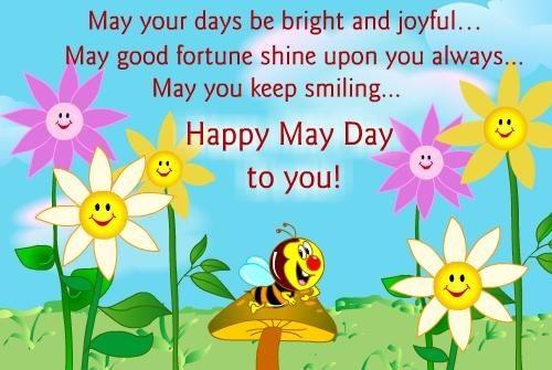 Happy May Day Funny