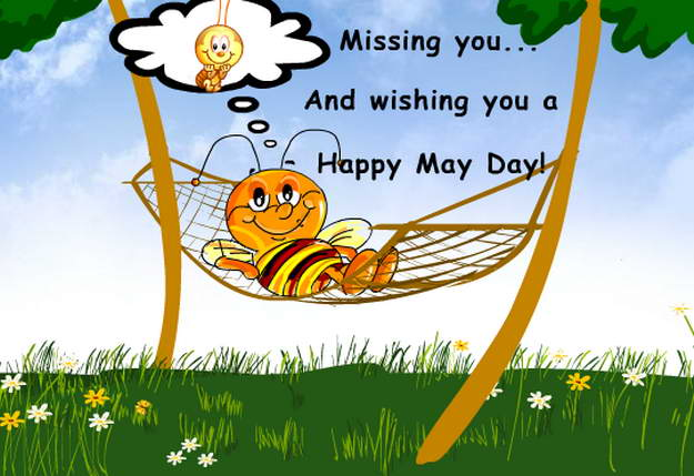 Happy May Day Greetings