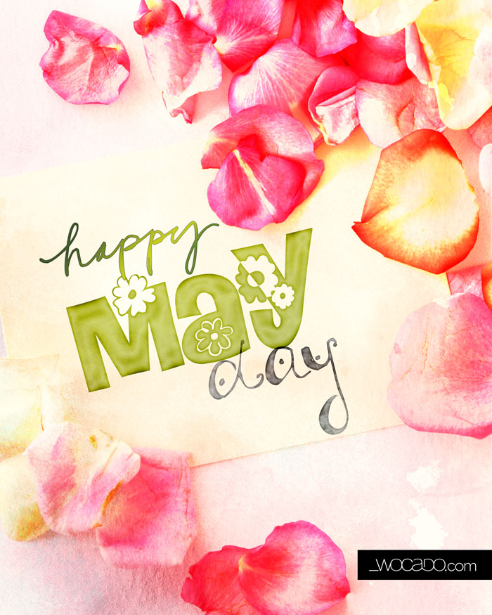 Happy May Day Pictures Images