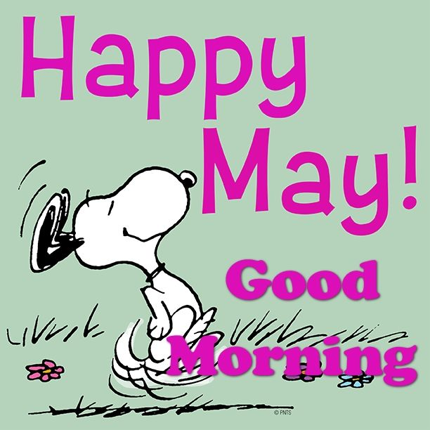 Happy May Images