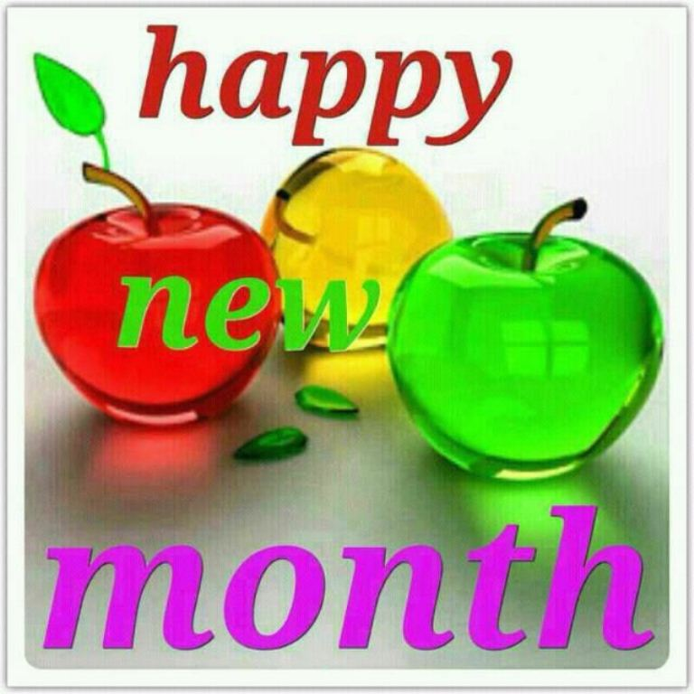 Happy New Month July