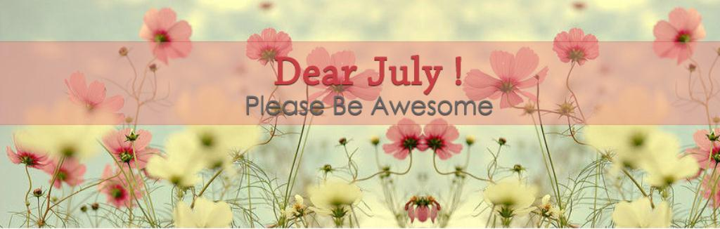 Hello July Fb Cover