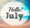 Hello July Images For Whatsapp