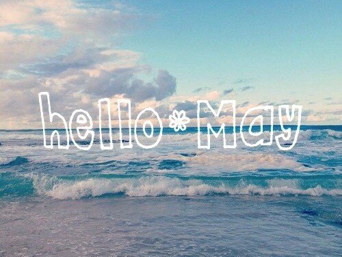Hello May Beach Images