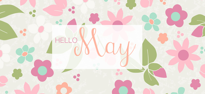 Hello May Facebook Cover Photos