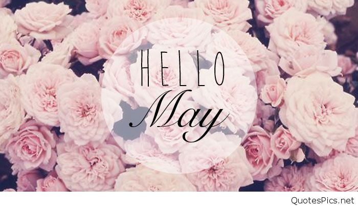 Hello May Facebook Cover Pictures
