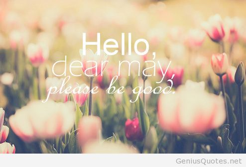 Hello May Images Be Good to Me