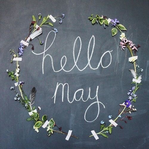 Hello May Images Tumblr