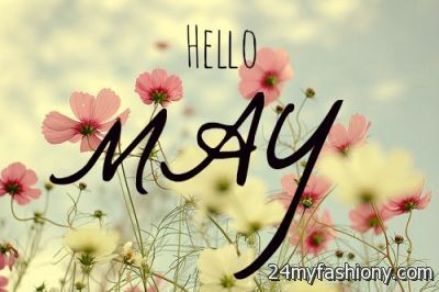 Hello May Images Wallpapers