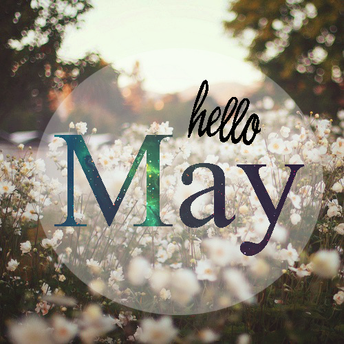 Hello May Pictures for Facebook
