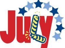 July Clip Art Images