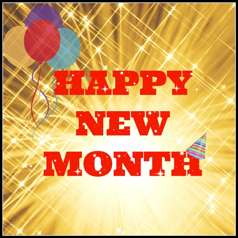 July Happy New Month