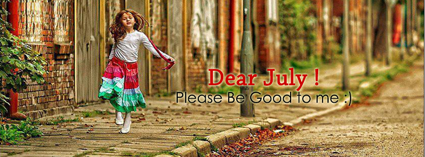 July Please Good To Me Fb Cover