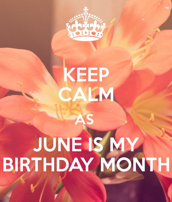 June Birthday Month Quotes