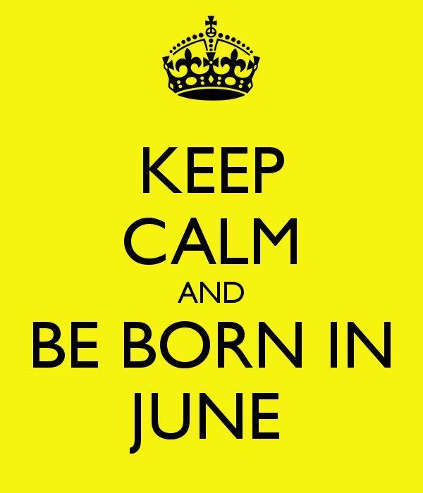 June Birthday Quotes and WhatsApp Status