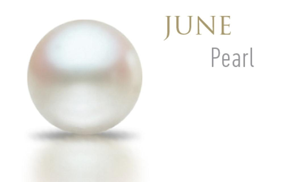 June Pearl Birthstone