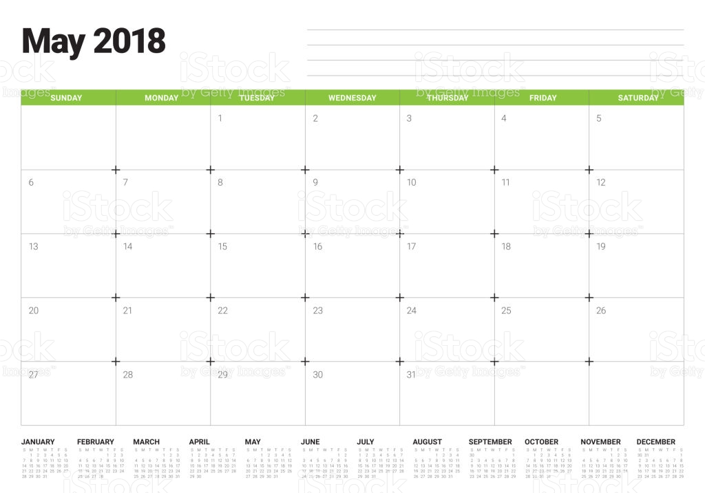 May 2018 Calendar Malayasia Holidays