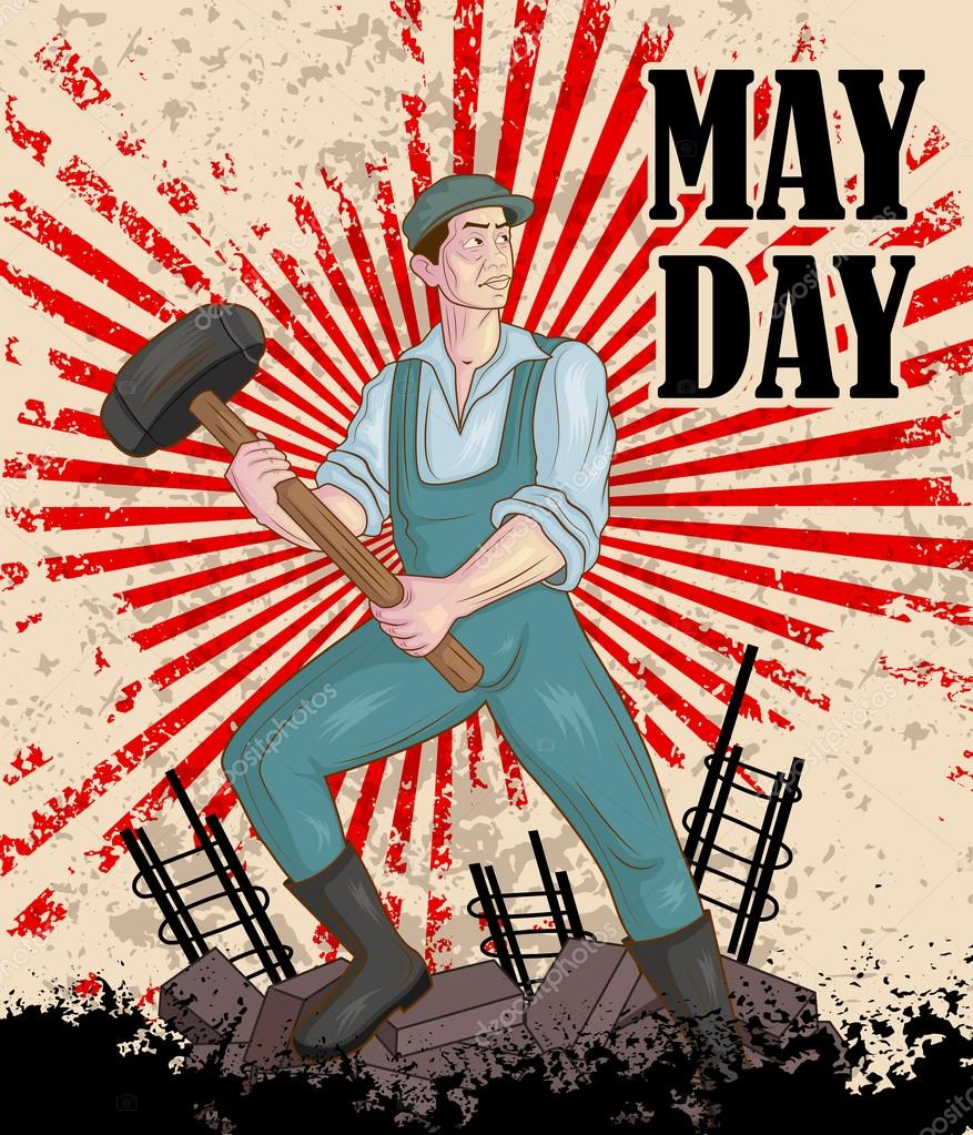 May Day Clipart