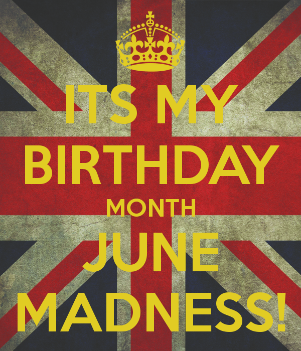 My Birthday Month June Pictures