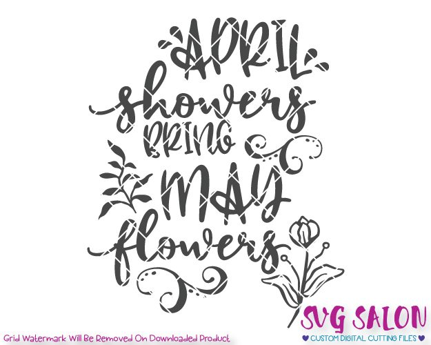 Showers Bring May Flowers