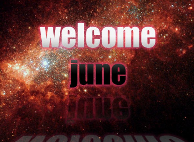 Welcome June Images Download