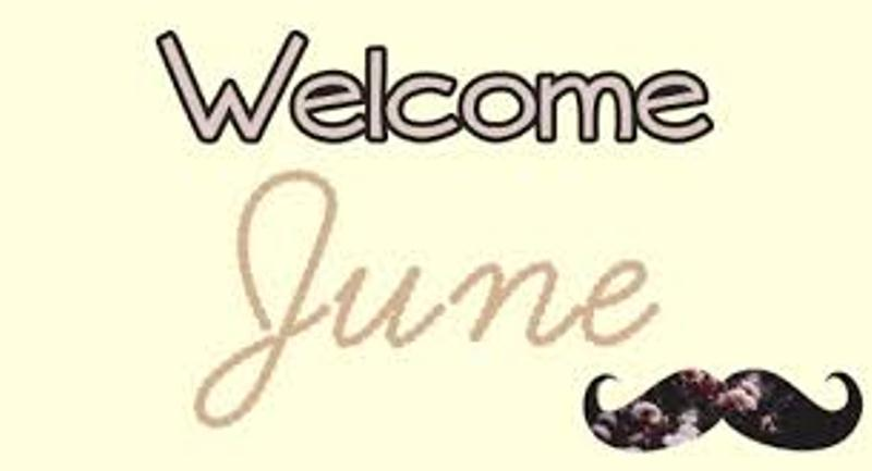 Welcome June Profile Photo For WhatsApp & Facebook