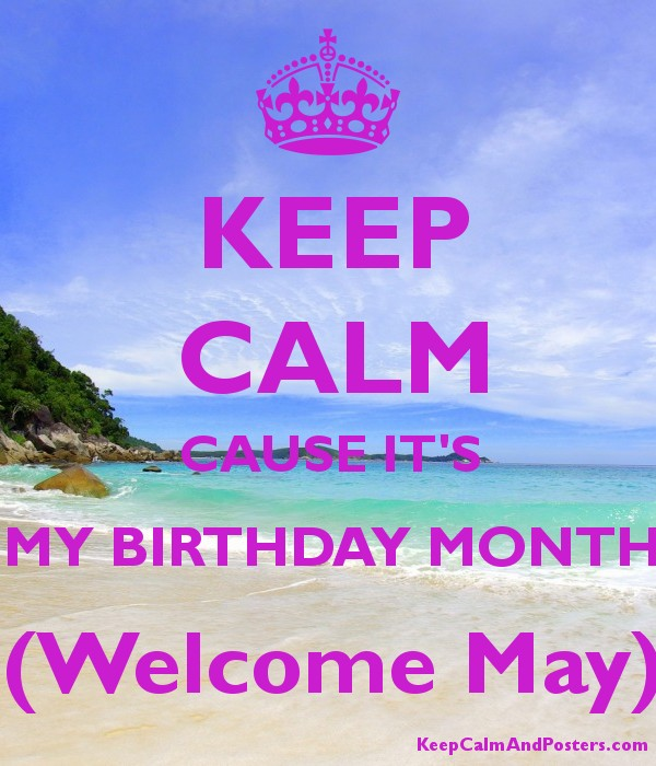 Welcome May Images Keep Calm