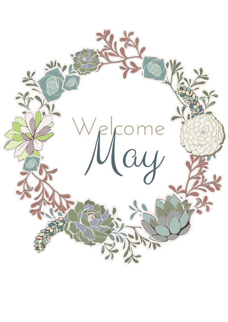 Welcome May Images on Pinterest