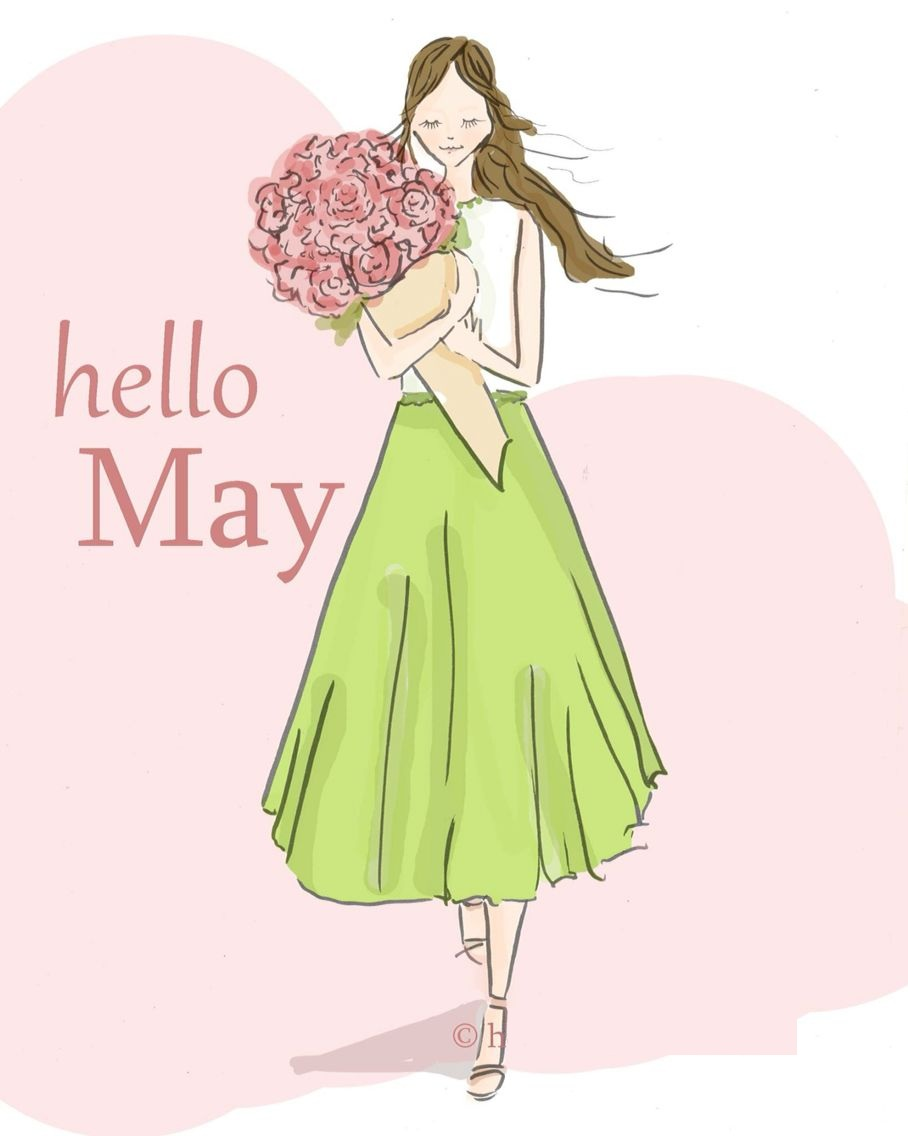 Welcome May Quotes Messages