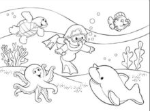 August Coloring Pages Image Ideas for Kids
