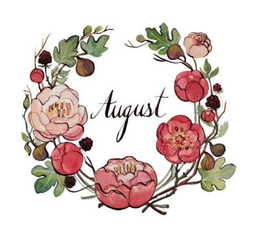 Free Welcome August Quotes and Sayings