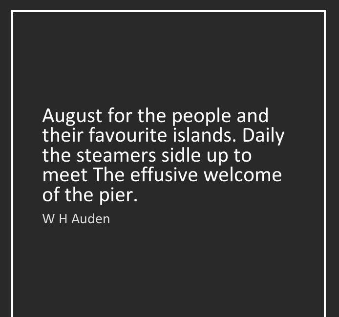 Free Welcome August Sayings Download