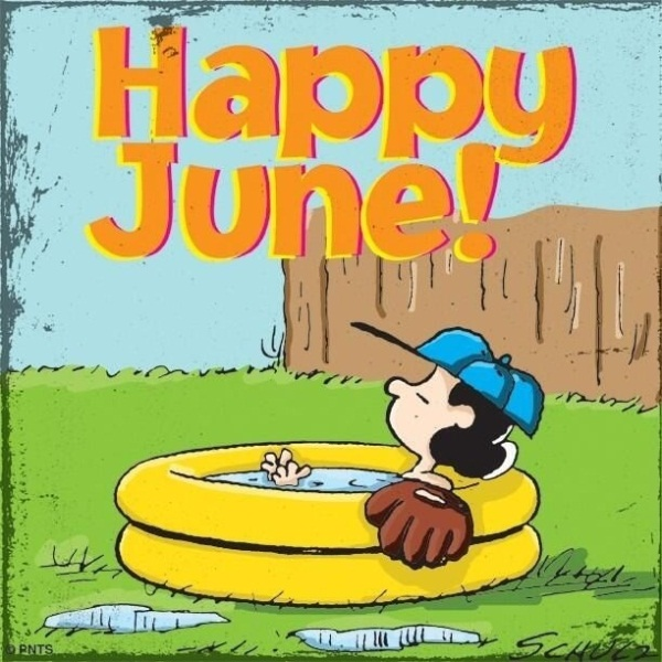 Happy June Images
