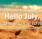 Hello July Quotes Images