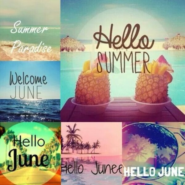 Hello June Pics