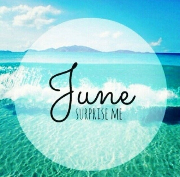 Hello June Surprise Me