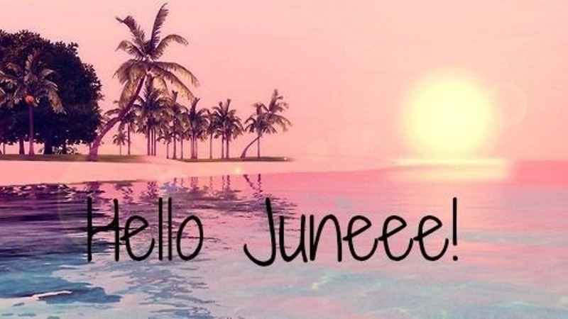 Hello June Wallpaper Hd