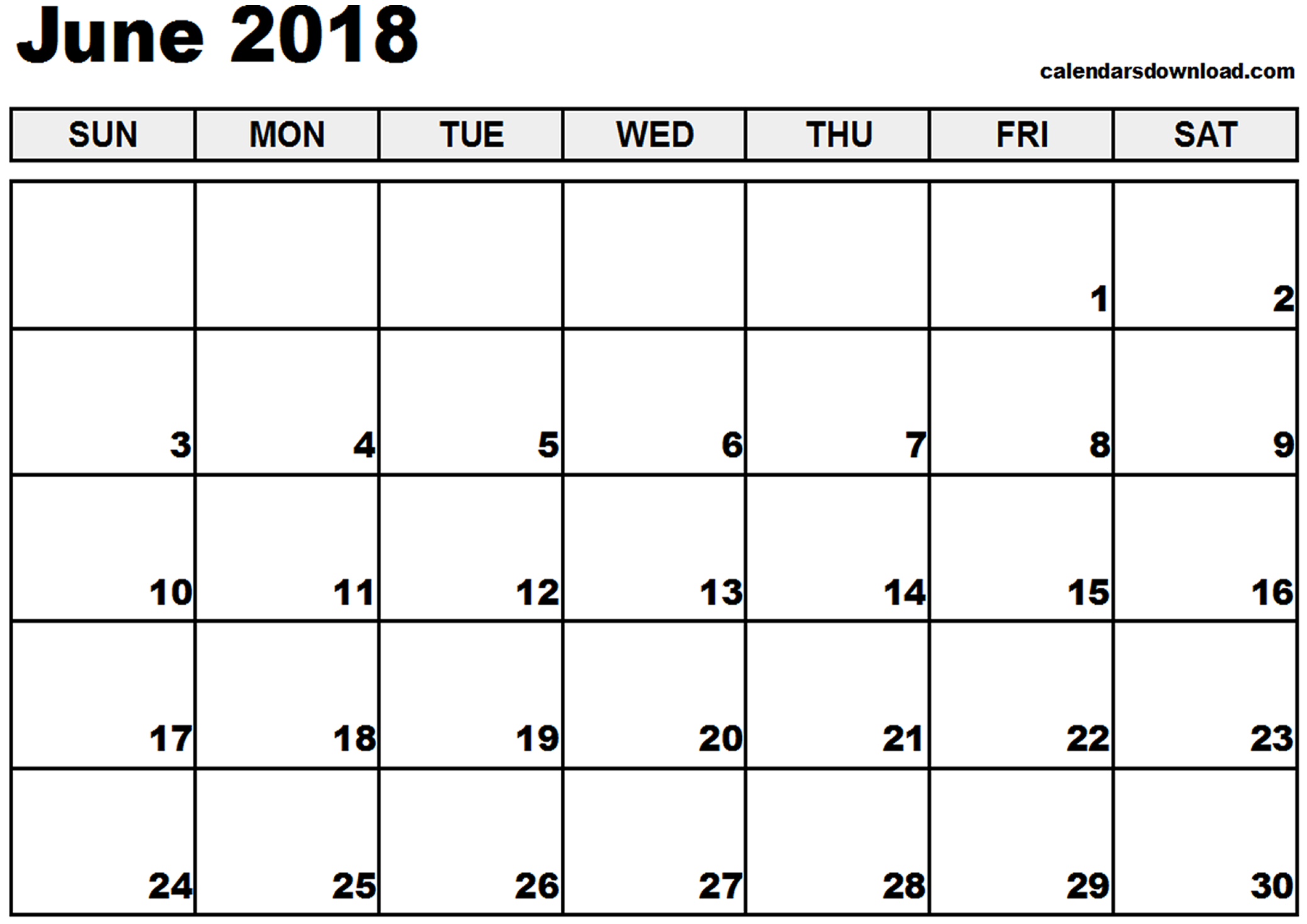 Jewish Calendar June 2018 With Holidays & Festivals