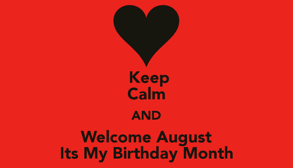 Welcome August Quotes Free Download