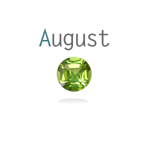 August Birthstone Pandora