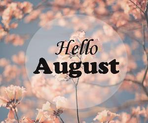 Hello August Photos for Facebook
