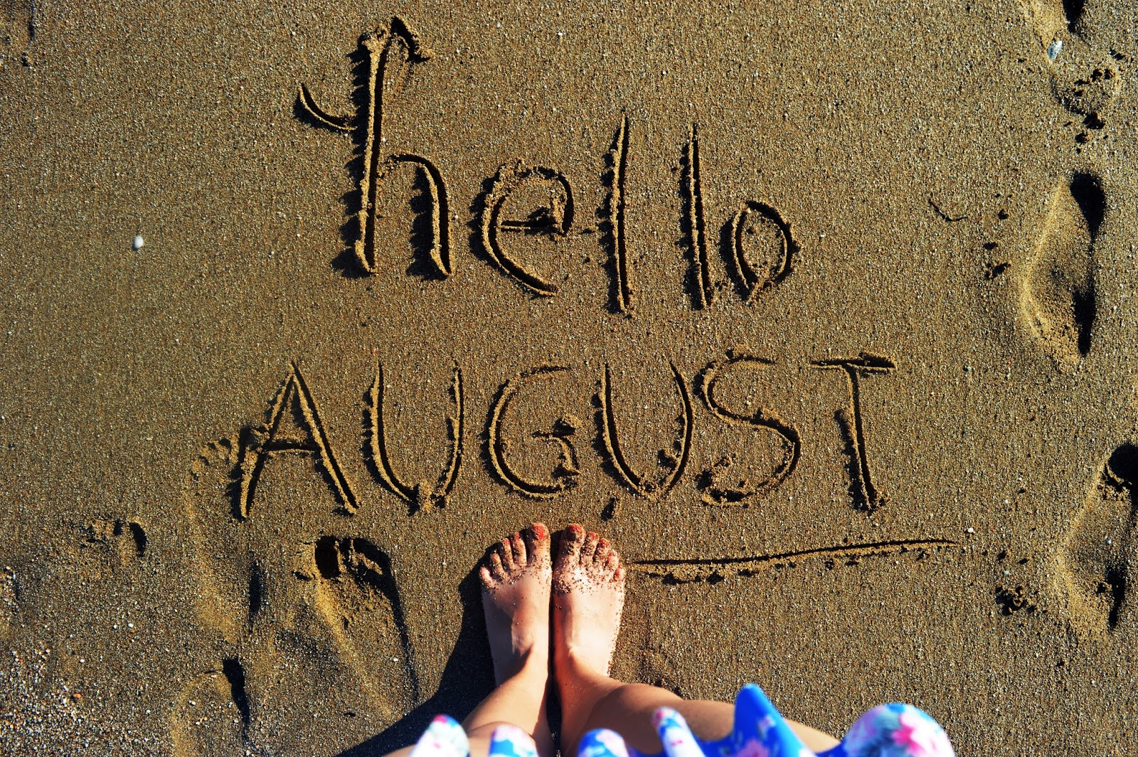 Hello August Pictures Images
