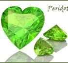 Paridot Birthstone of August