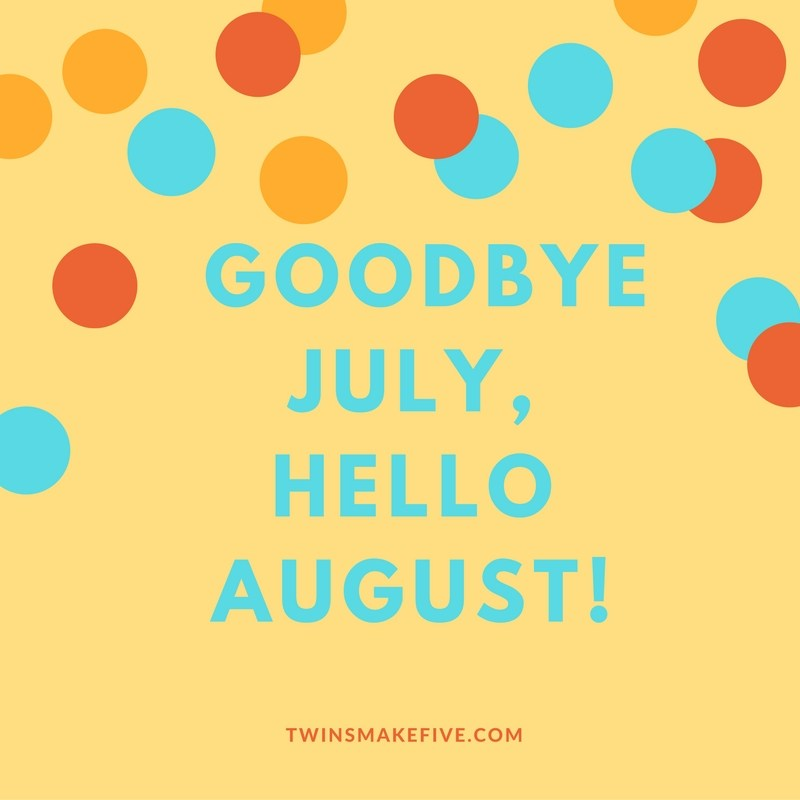 Goodbye July Hello August Pictures For Whatsapp
