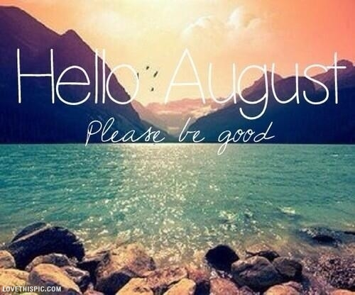 Hello August Tumblr