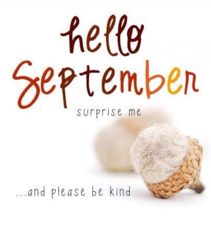 Hello September Quotes Pics
